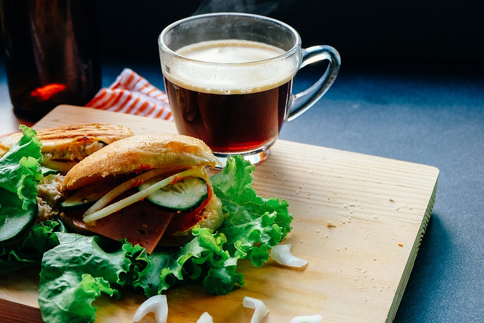 LTU Business bjuder på frukost