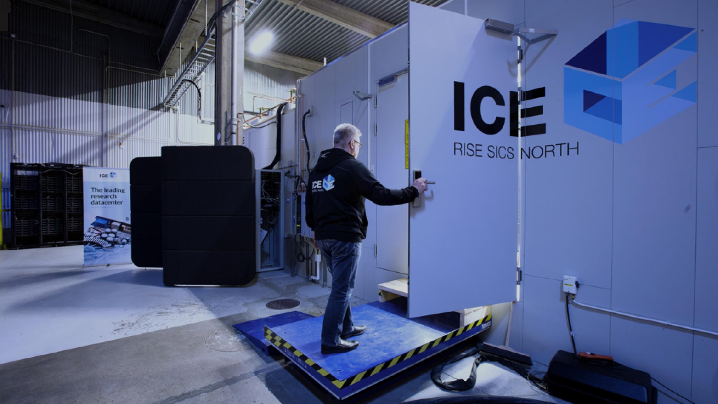 Öppet hus på SICS ICE!