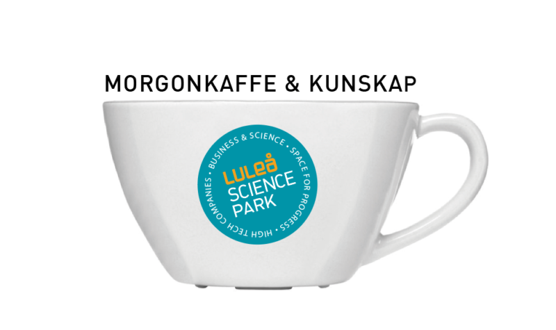 Morgonkaffe & kunskap 18 april
