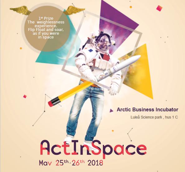 ABI är värd för Act In Space