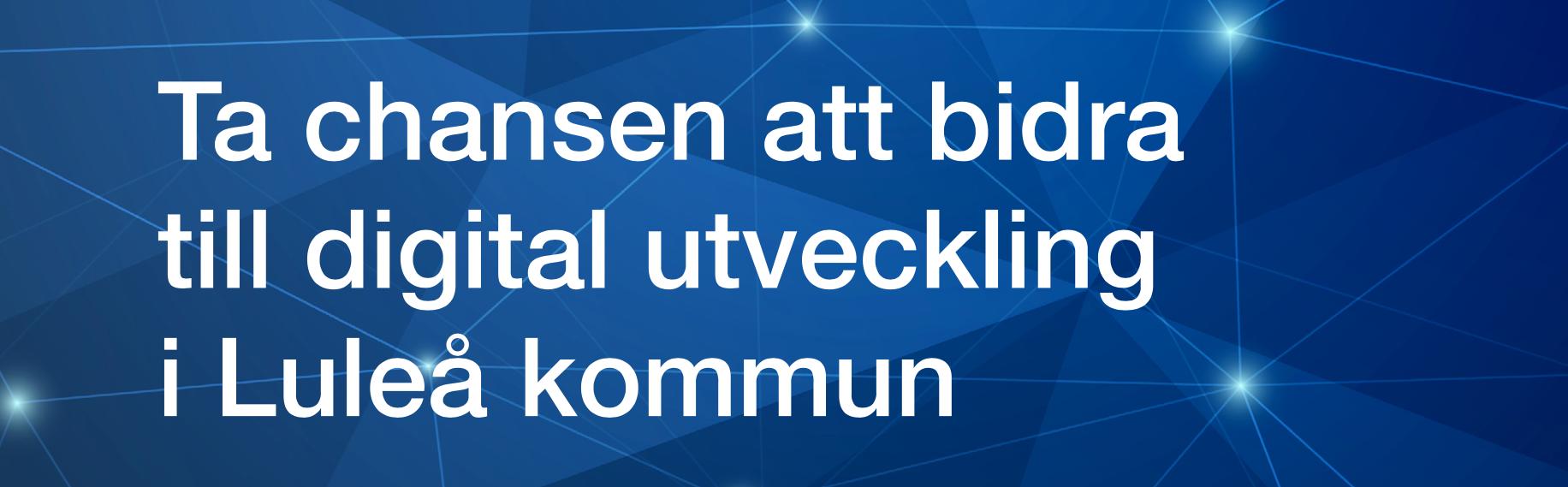 Darja Isaksson om digitalisering inom offentig sektor